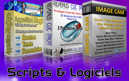 Logiciels Et Scripts Marketing